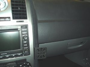 Dashmount Chrysler 300c