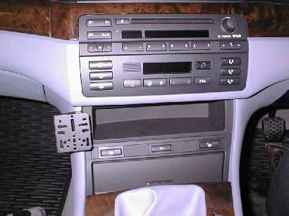 Dashmount BMW 3 E46 Cons 98