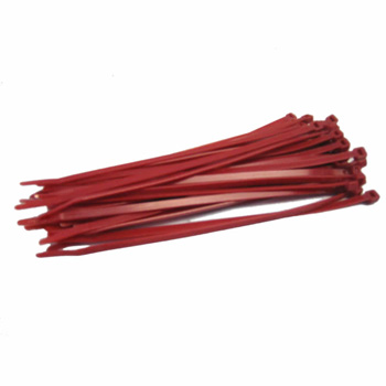 Cable Ties 200mm x 2.5mm - Red (CST.8R)
