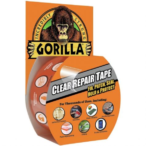 Gorilla Clear Repair Tape 8.2M (ITG.701)