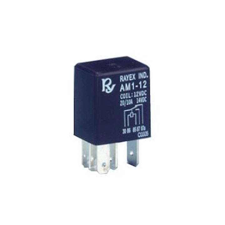 12v 20amp 5 Pin Relay (R.AM1-12)