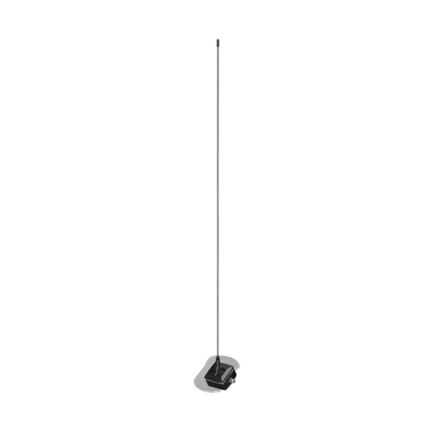 Glass Mount Antenna 174-192mhz (AOG180-5)