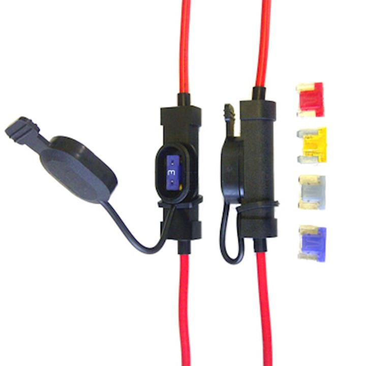 Low Profile Holder And Fuse holder kit