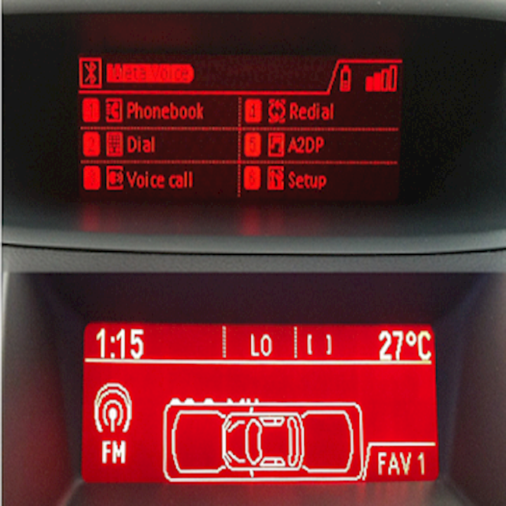 Vauxhall Integrated Bluetooth Handsfree Kit (ABC.01730)
