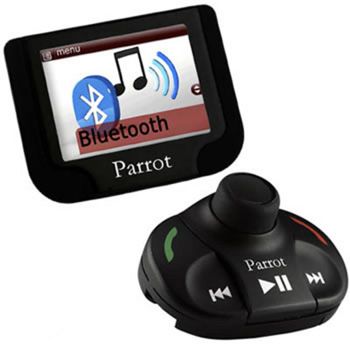 Parrot MKi9200 Advanced Hands-Free Music System with Bluetooth Wireless Technology (CK.MKI9200)