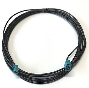 Fakra Cable Extension Male - Female RG174