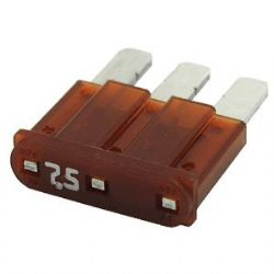 MICRO3 BLADE FUSE - 7.5 AMP