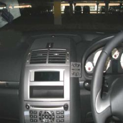 Dashmount Peugeot 407 Vent