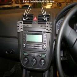 Dashmount VW Golf Mk 5