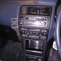 Dashmount Toyota Hi-Ace 2007>