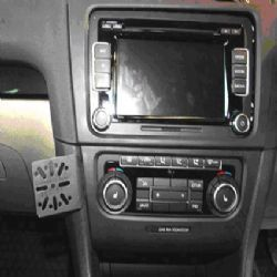 Dashmount VW Golf Mk.VI