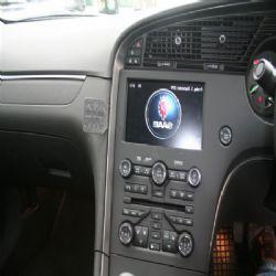 Dashmount Saab 95