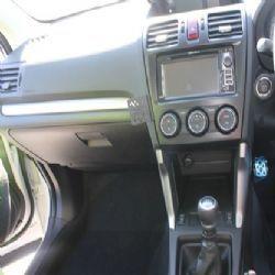 Dashmount 711420 Subaru Forester
