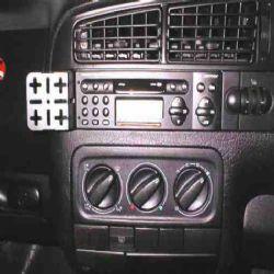 Universal BFE Radio Mount