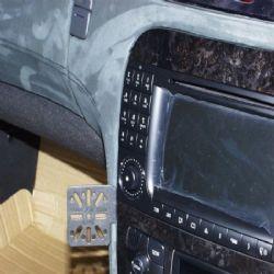 Dashmount 71184 Mercedes S-Class (W220/W230) 2003>
