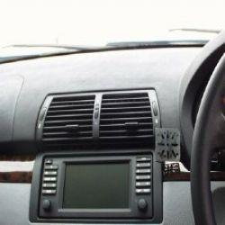 Dashmount BMW X5 Satnav 02