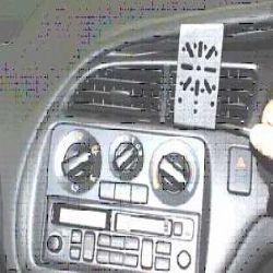 Dashmount Honda Accord 99-02