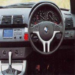 Dashmount BMW X5