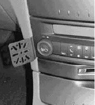 Dashmount Renault Laguna 01
