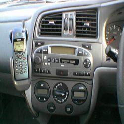 Dashmount 71407 Nissan Primera Console