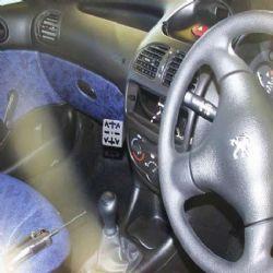 Dashmount Peugeot 206