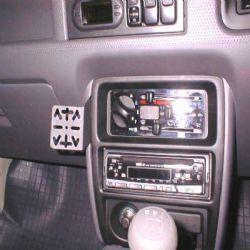 Dashmount 71464 Mazda Demio >2000