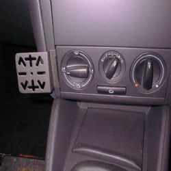 Dashmount VW Golf/Bora Cons