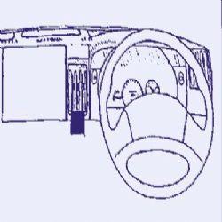 Dashmount 71617 Renault Trafic 1992-2000