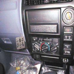 Dashmount Toyota Landcruiser