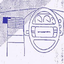 Dashmount Porsche 928
