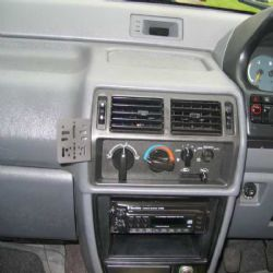 Dashmount 71990 Mitsubishi Spacewagon 1992-1998
