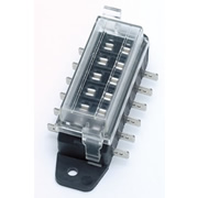 6 Way Blade Fuse Holder Side Entry