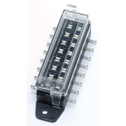 8 Way Blade Fuse Holder Side Entry