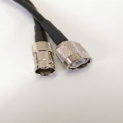 BNC Female - TNC Male RG58 Cable Extension (5m)