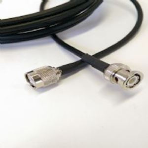 BNC Male - TNC Male RG58 Cable Extension (1m)