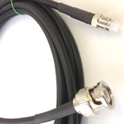 FME Female - BNC Male RG58 Coaxial Cable Extension (5m) (C23F-5BNCP)