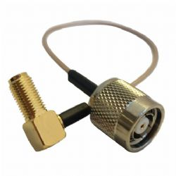 SMA Female - TNC Male Reverse Polarity Adaptor (RG178) (C30/AFRA/TM)