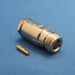 'N' Series Female Solder Connector (RG213)