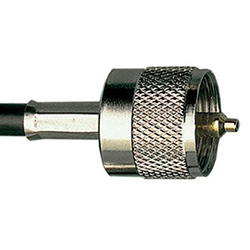 UHF Male Crimp Connector (RG58)