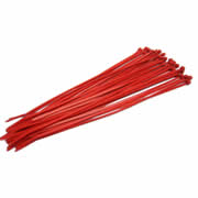Cable Ties 200mm x 4.6mm - Red (CST.3R)