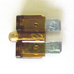 Blade Fuse With LED 7.5amp