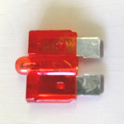 Blade Fuse With LED 10amp