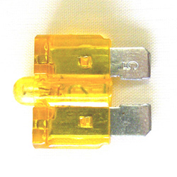 Blade Fuse With LED 5amp