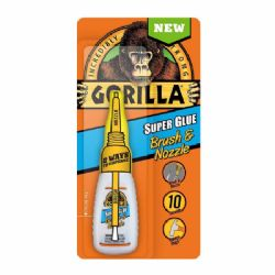 Gorilla Superglue With Brush & Nozzle (ANG.501)