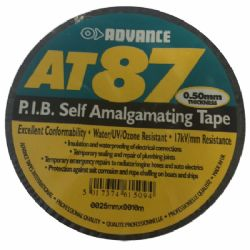 Self Amalgamating Tape P.I.B 25mm x 10 mtrs (IT.8)