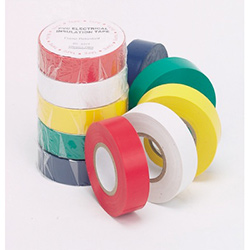 Insulation Tape Assorted Colours (IT.ASS)
