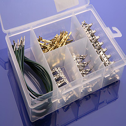 Assorted Audio Mute Connector Pins