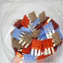 Assorted Selection of Micro 3 Fuses