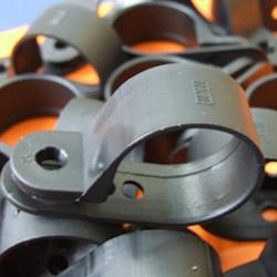 'P' Clip Black 22.2mm-25.4mm (NX.14)