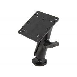 "(RAM-101-246) Mount with Vesa Plate and 2.5"" Round Base"